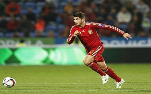 Morata-Spain