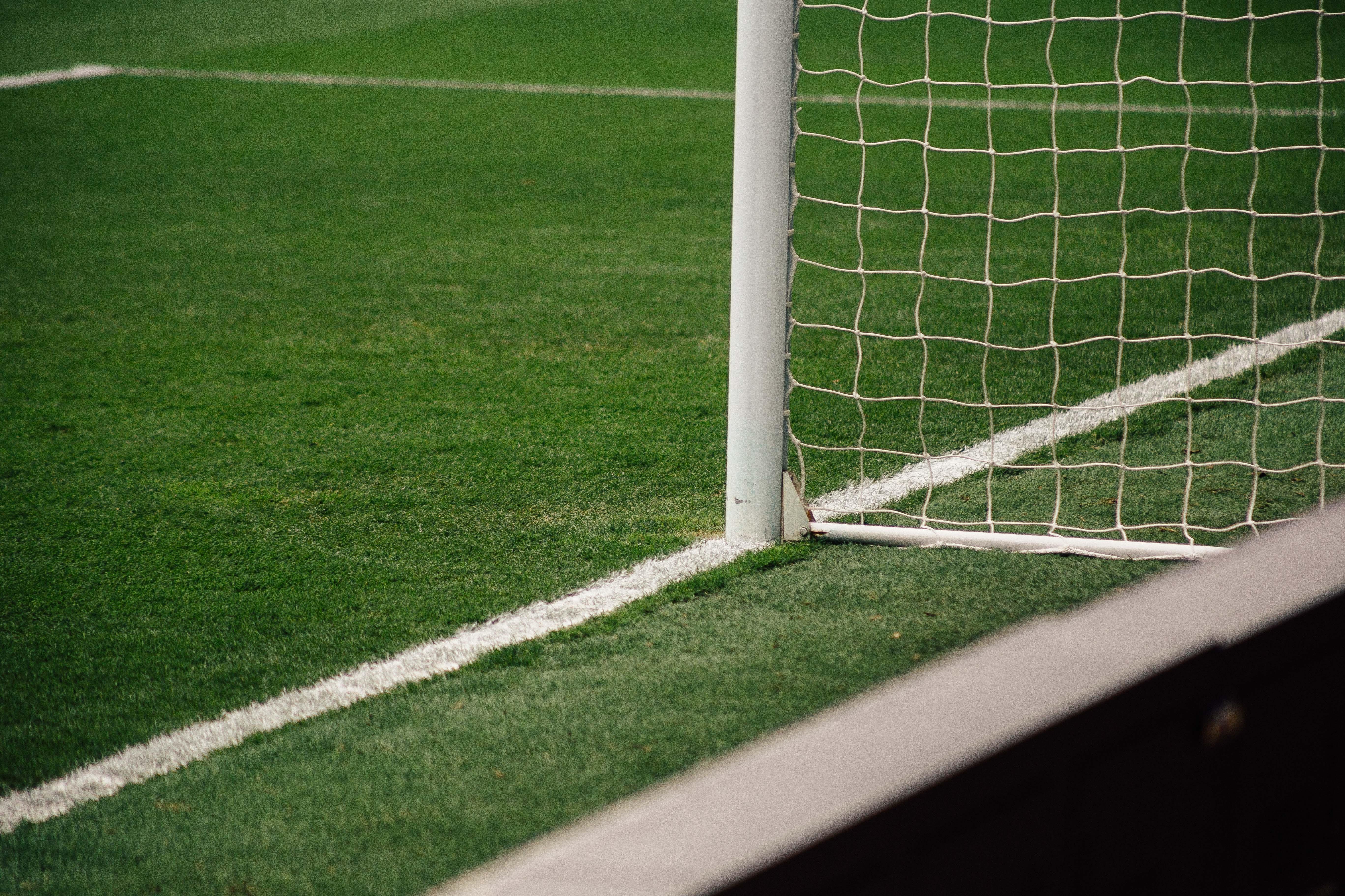 football goal detailed